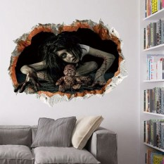 Attractive Diy Halloween Living Room Decoration Ideas15