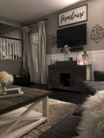 Attractive Diy Halloween Living Room Decoration Ideas22