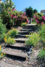 Awesome Diy Garden Path Inspiration Ideas06