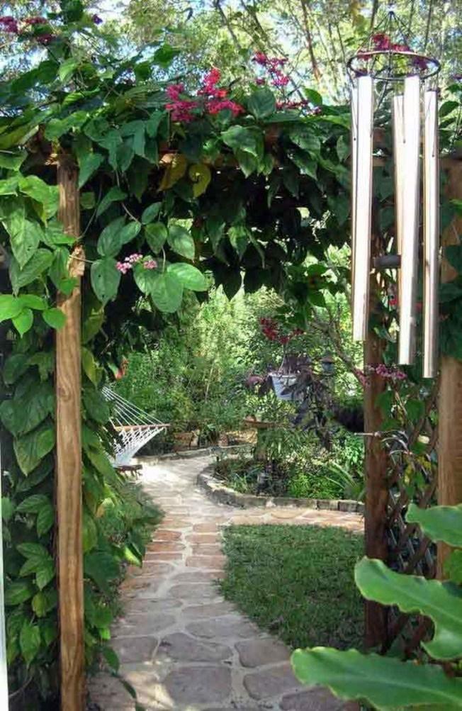 35 awesome diy garden path inspiration ideas