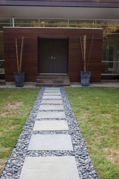Awesome Diy Garden Path Inspiration Ideas23