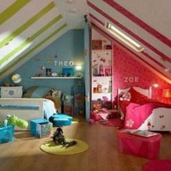 Best Things Can Make Attic Space Ideas01