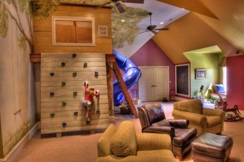 Best Things Can Make Attic Space Ideas36