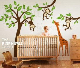 Charming Wall Sticker Babys Room Ideas03