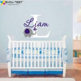 Charming Wall Sticker Babys Room Ideas09