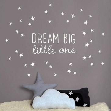 Charming Wall Sticker Babys Room Ideas27