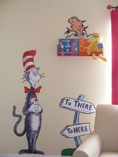 Charming Wall Sticker Babys Room Ideas40