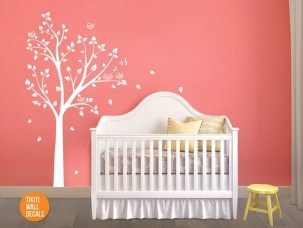 Charming Wall Sticker Babys Room Ideas41