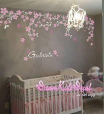 Charming Wall Sticker Babys Room Ideas43