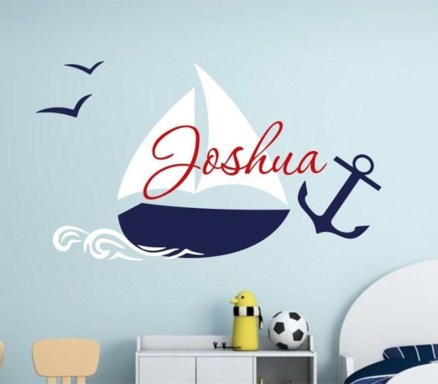 Charming Wall Sticker Babys Room Ideas45