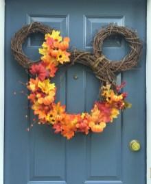 Cheap Iy Fall Wreaths Ideas12