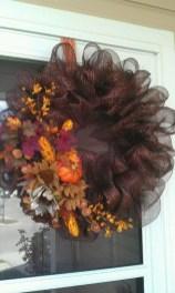 Cheap Iy Fall Wreaths Ideas18