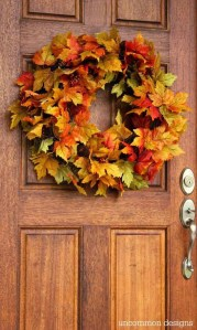 Cheap Iy Fall Wreaths Ideas35