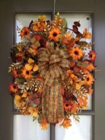 Cheap Iy Fall Wreaths Ideas42