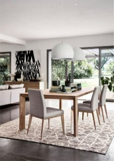 Creative Wooden Dining Tables Design Ideas02