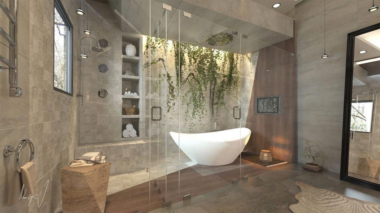Fancy Spa Like Bathroom Ideas Home27