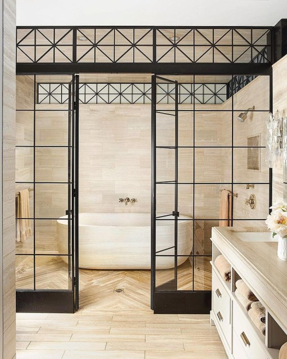 Fancy Spa Like Bathroom Ideas Home34