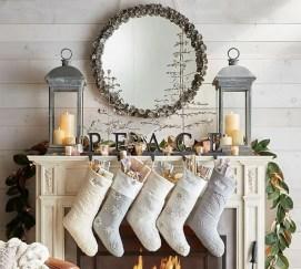 Fantastic Winter Mantle Decoration Ideas04