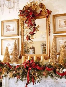 Fantastic Winter Mantle Decoration Ideas08