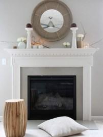 Fantastic Winter Mantle Decoration Ideas12