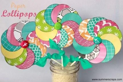 Gorgeous Fun Colorful Paper Decor Crafts Ideas20
