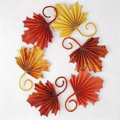 Gorgeous Fun Colorful Paper Decor Crafts Ideas31
