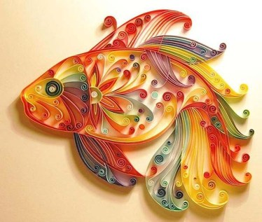 Gorgeous Fun Colorful Paper Decor Crafts Ideas33