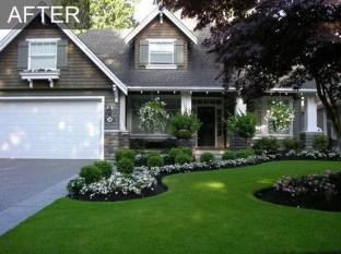 Impressive Front Yard Landscaping Garden Designs Ideas33