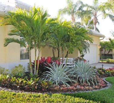 Impressive Front Yard Landscaping Garden Designs Ideas42