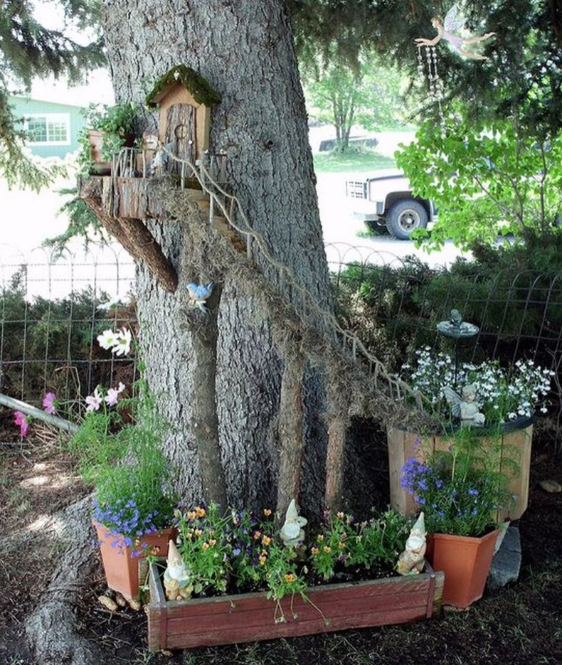 Impressive Magical Mini Garden Ideas28
