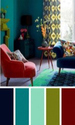 Inspiring Living Room Color Schemes Ideas Will Make Space Beautiful18
