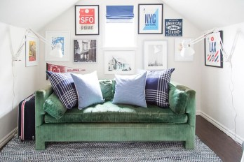 Lovely Fall Emerald Home Decoration Ideas24