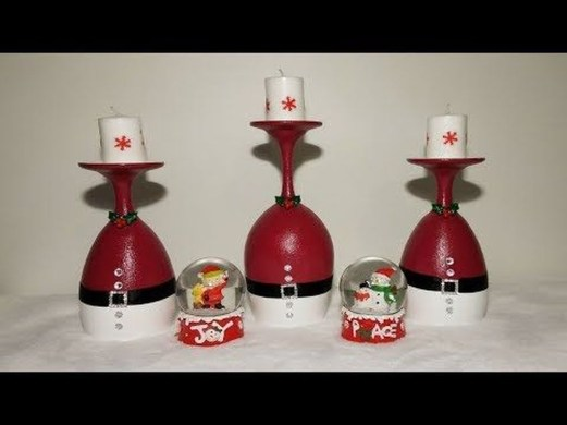 Magnificient Decorated Candle Ideas03