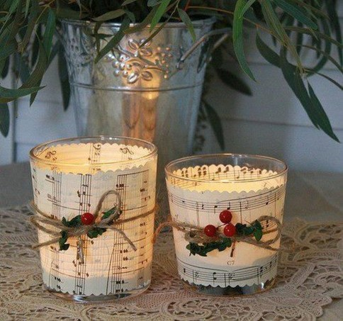 Magnificient Decorated Candle Ideas22