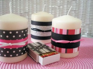 Magnificient Decorated Candle Ideas26