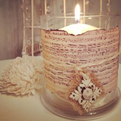 Magnificient Decorated Candle Ideas40