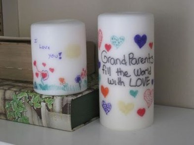 Magnificient Decorated Candle Ideas43