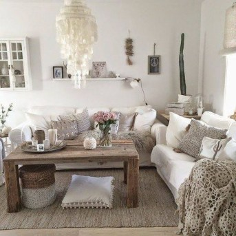 Modern Chic Farmhouse Living Room Design Decor Ideas Home12