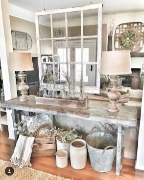 Modern Chic Farmhouse Living Room Design Decor Ideas Home20