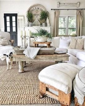 Modern Chic Farmhouse Living Room Design Decor Ideas Home24