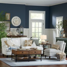 Perfect Coastal Living Room Ideas23