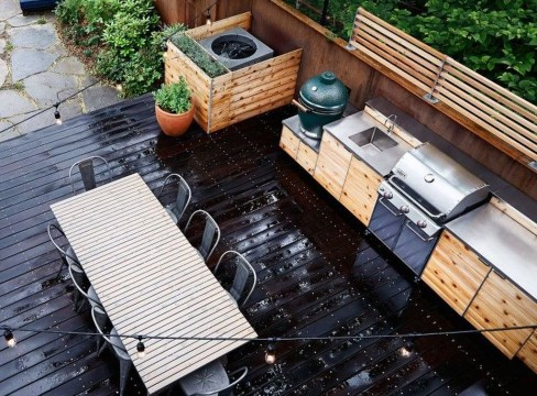 Perfect Outdoor Kitchen Ideas Make Guest Excited08