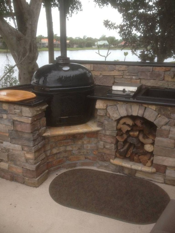 Perfect Outdoor Kitchen Ideas Make Guest Excited12
