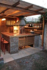 Perfect Outdoor Kitchen Ideas Make Guest Excited16
