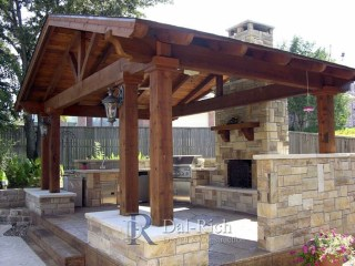 Perfect Outdoor Kitchen Ideas Make Guest Excited17