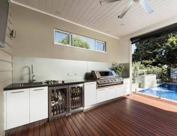 Perfect Outdoor Kitchen Ideas Make Guest Excited35
