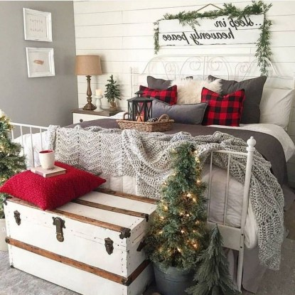 Perfect Winter Bedroom Decoration Ideas03