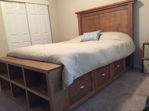 Popular Diy Bed Frame Projects Ideas To Inspire12