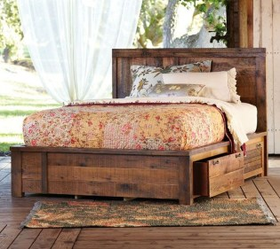 Popular Diy Bed Frame Projects Ideas To Inspire15