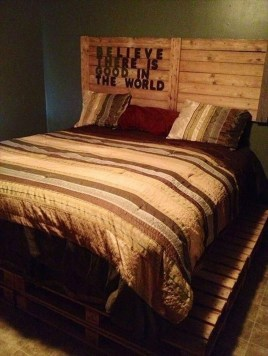 Popular Diy Bed Frame Projects Ideas To Inspire38